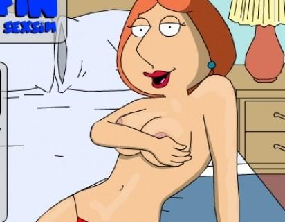 Lois griffin sex sim